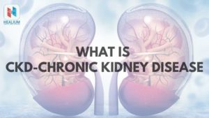 What is CKD- Chronic Kidney Disease?